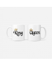 Mug - King & Queen