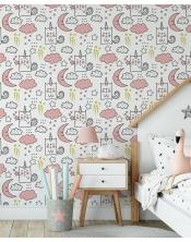 Papier Peint Chat Licorne