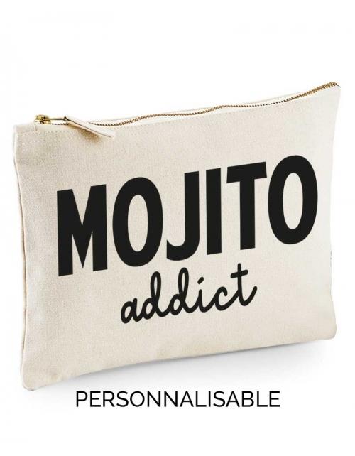 Pochette à personnaliser Mojito