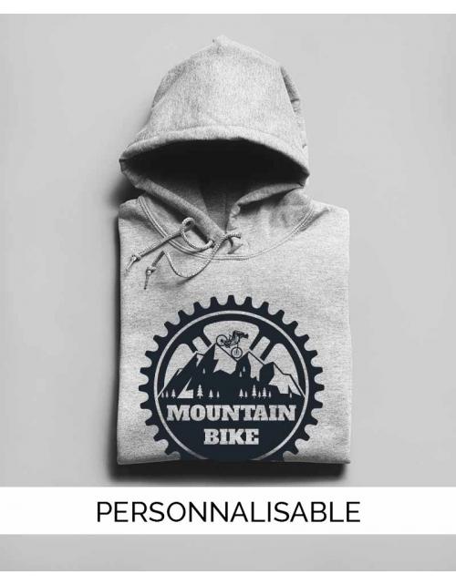 Hoodie Mountain Bike
