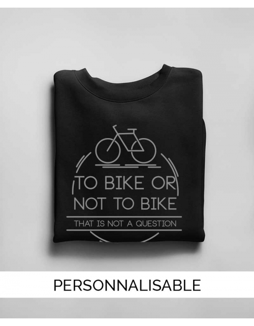 Sweat To Bike Or Not To Bike