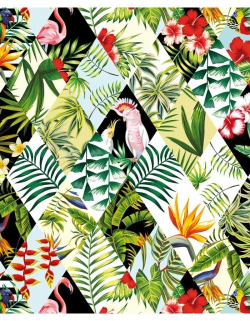 Papier Peint Exotic Jungle