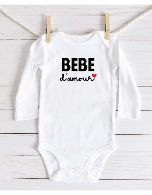 Body Bébé - Bébé d'Amour