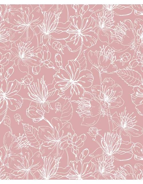 Papier Peint Lily