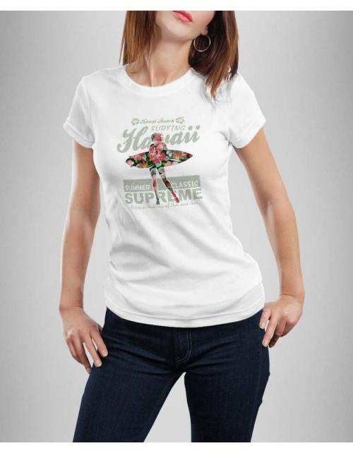 T-shirt Hawai Summer