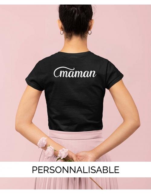 T-shirt Femme - The Family - Pilou et Lilou