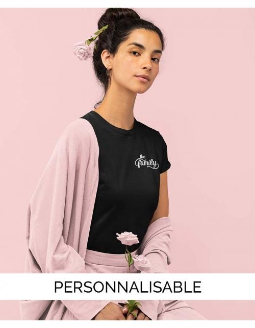 T-shirt Femme - The Family -