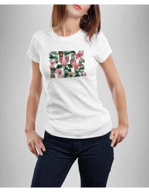 T-shirt Summer College
