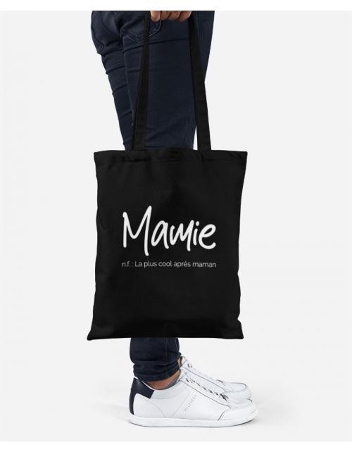 Tote Bag - Définition Mamie