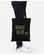 Tote Bag - Mamie en Or