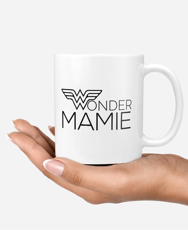 Mug - Wonder Mamie