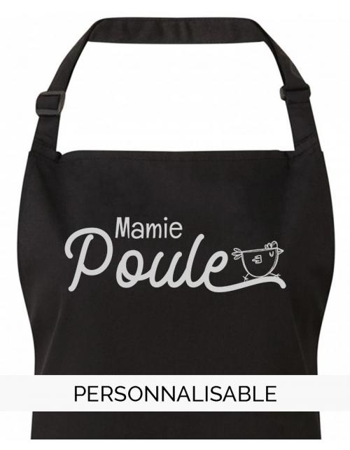 Tablier Mamie Poule