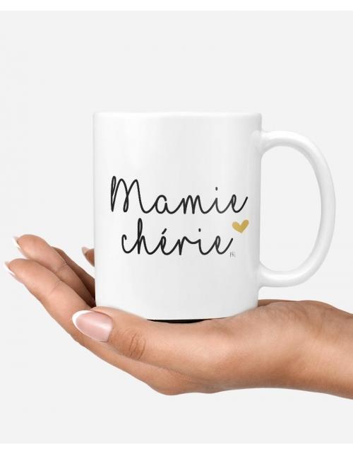 Mug - Mamie Chérie