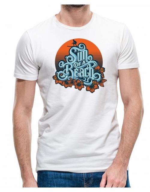 T-shirt Sun of a Beach