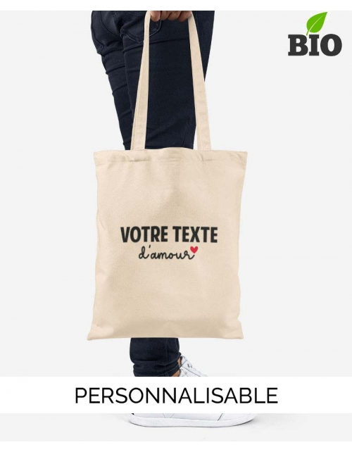 Tote Bag d'Amour