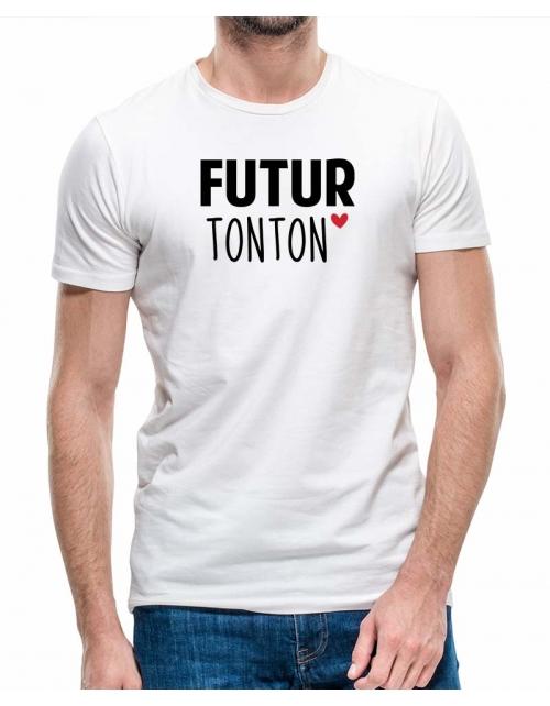 T-shirt Futur Tonton