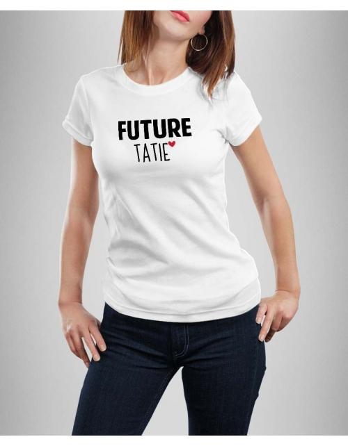 T-shirt Future Tatie