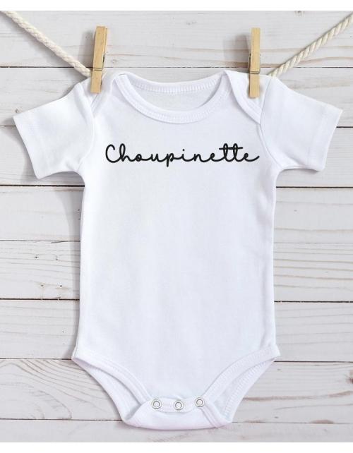 Body Bébé - Choupinette