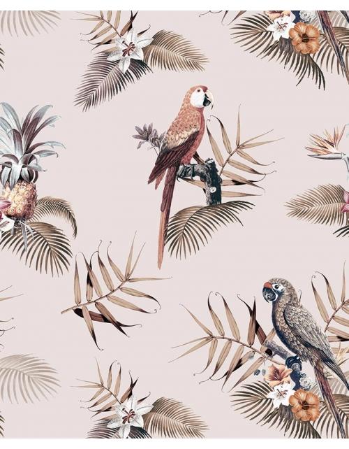 Papier Peint Parrot