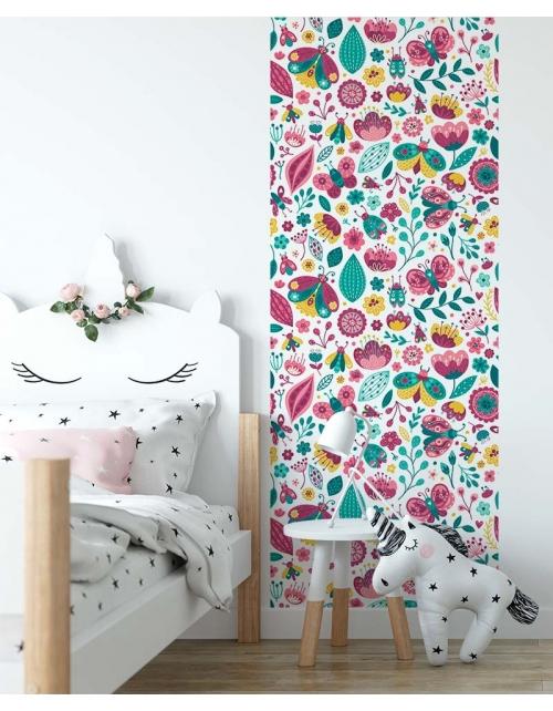 Papier Peint LadyBug