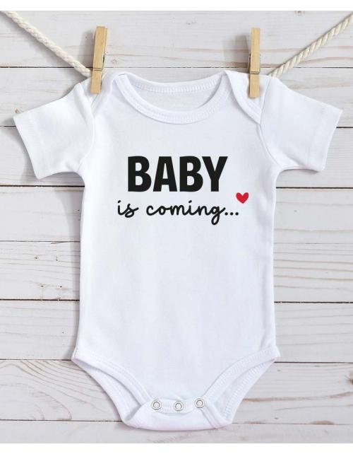 Body Bébé - Baby is coming