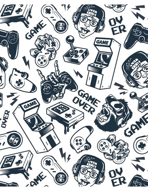 Papier Peint Gamer