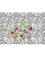 Coloriage - Cocotte