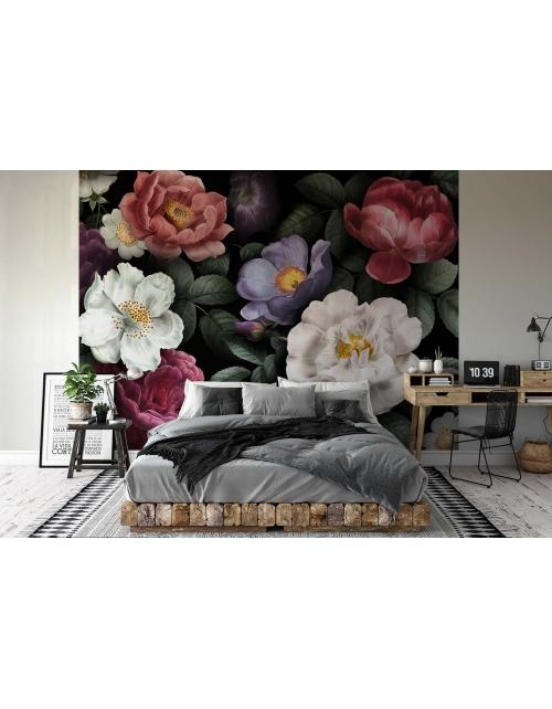 Papier Peint Panoramique Floral Dream