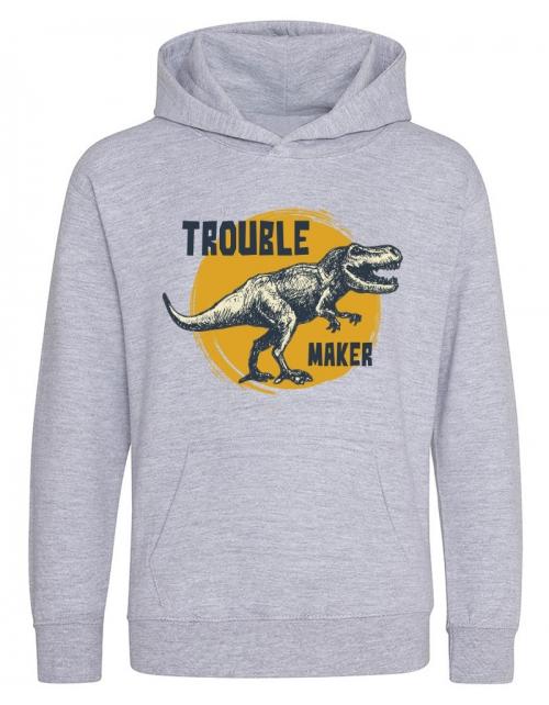 Hoodie enfant Trouble Maker