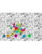 Coloriage - Doodle Monstres