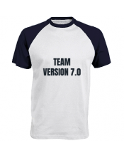 T-shirt homme Baseball à personnaliser