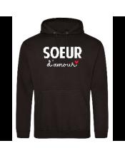 Hoodie Soeur Amour