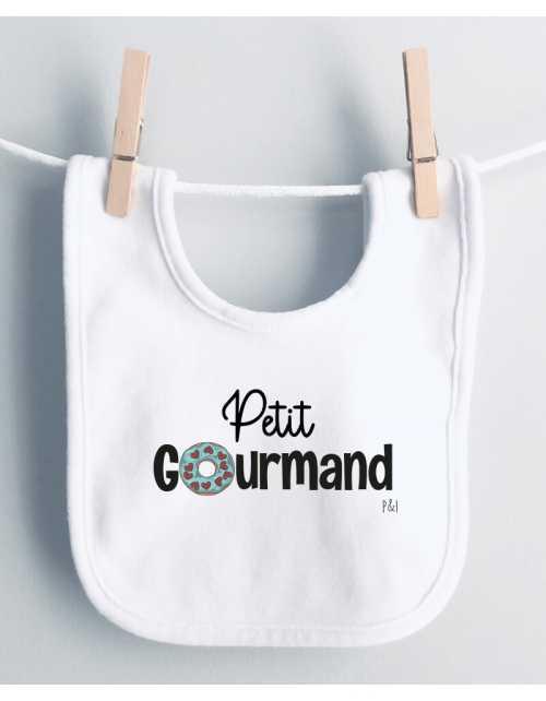 Bavoir Petit Gourmand
