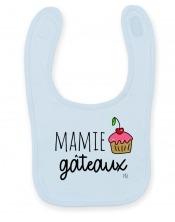 Bavoir Bébé Mamie Gâteaux