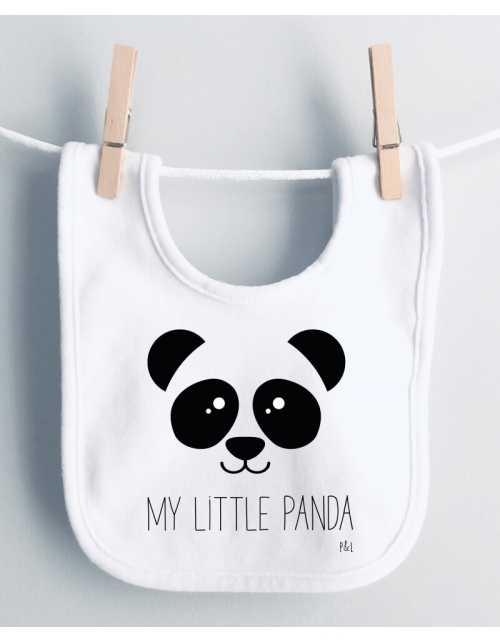 Bavoir Petit Panda