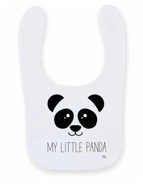 Bavoir Bébé Petit Panda