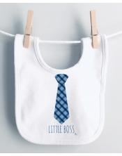 Bavoir Little Boss