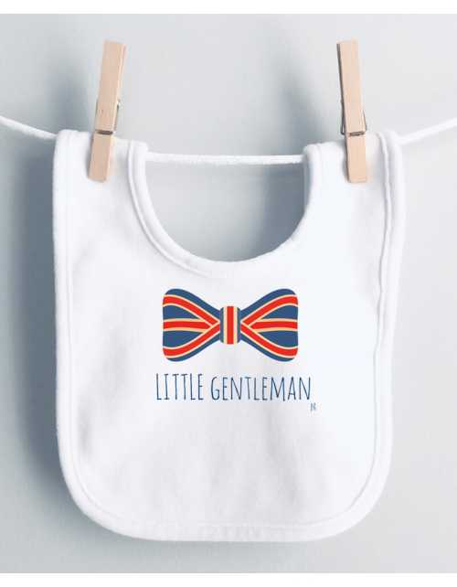 Bavoir Little Gentleman