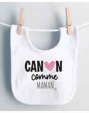 Bavoir Canon