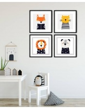 Collection Poster Les petits copains