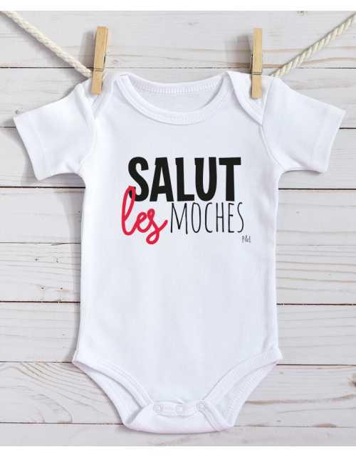 Body Bébé - Salut Les Moches