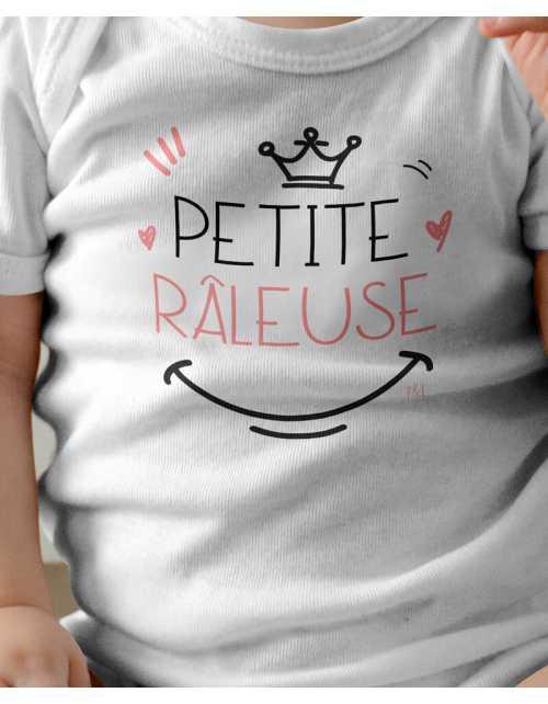 Body Bébé -Petite Râleuse