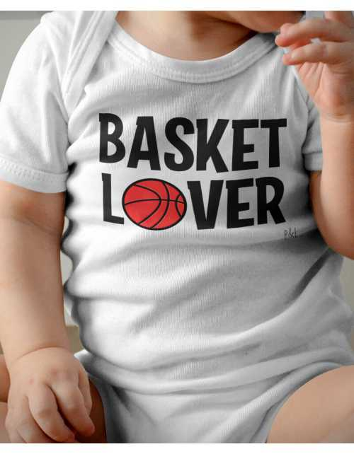 Body Bébé - Basket Lover