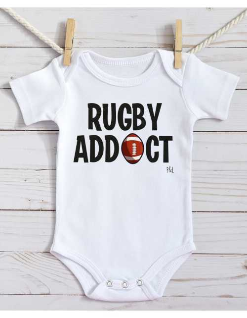 Body Bébé - Rugby Addict