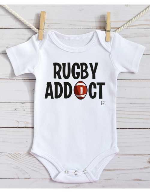 Body Bébé - Rugby Addict