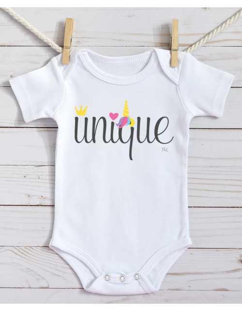 Body Bébé - Fille Unique