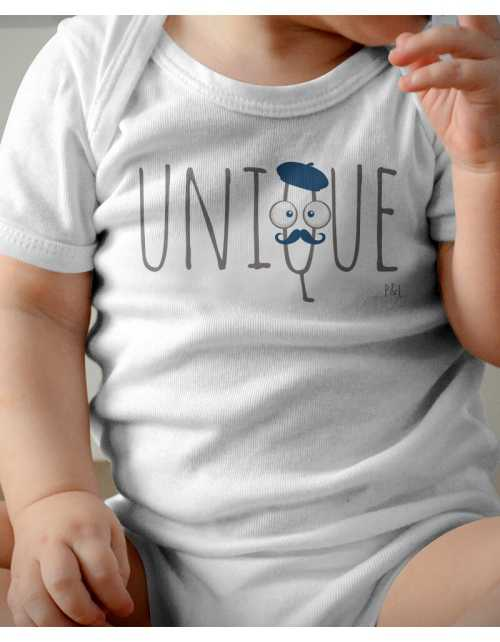 Body Bébé - Garçon Unique