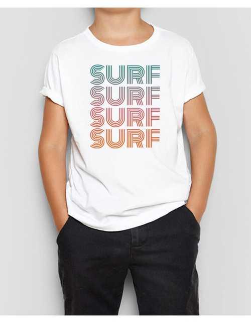 T-Shirt Surf Surf Surf