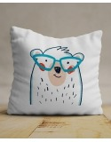 Coussin Ours Intello