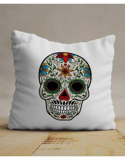 Coussin Skull